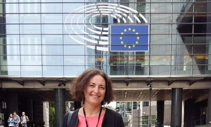 Lucia D'Errico Candidata alle politiche europee 2019